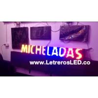 Aviso LED 16x128. Colombia. Excelente Publicidad