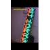 Letrero LED Vertical - Tipo Hotel - 32x160cm. Soporta Interperie.