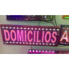 Cuadro LED Domicilios. Diferentes Efectos.